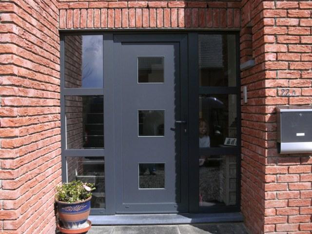 ch ssis pvc bois alu volets portes de garage pann deco. Black Bedroom Furniture Sets. Home Design Ideas